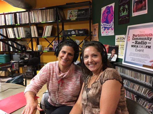 Diane and Pauline